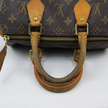 Gucci Bag Handles Cleaning
